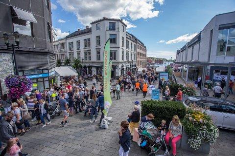 I PENGEKNIPE: Mersmak har bedt om ekstraordinær støtte fra Skien kommune, som er den største eieren med 44 prosent.