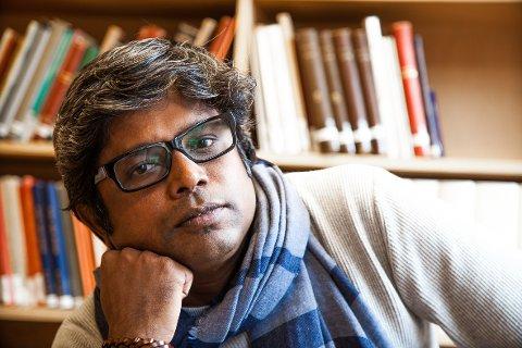 FLYKTET: Ahmedur Rashid Chowdury, også kjent som Tutul, var nær ved å bli drept i hjemlandet. Foto: Arne Olav Hageberg