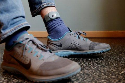 ANBEFALER FOTLENKE: Aust-Telemark tingrett anbefaler at 68-åringen får fotlenkesoning, noe som gjør at man kan sone straffen hjemme.
