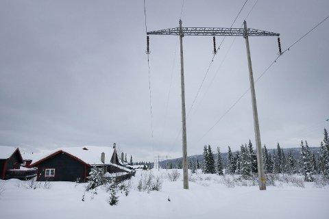 Markedet forventer høye strømpriser i hele vinter. Illustrasjonsfoto: Erik Johansen / NTB scanpixFoto: (NTB scanpix)
