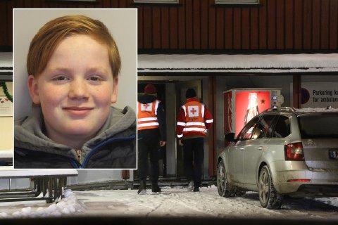 Det er satt igang en stor leteaksjon etter en savnet 11-åring i Porsgrunn. Guttens verger har ønsket at politiet offentliggjør et bilde av sønnen. Foto: Theo Aasland Valen/Privat