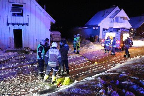 9f647807f Telemarksavisa - Kom hjem til huset fylt med røyk - store skader på ...