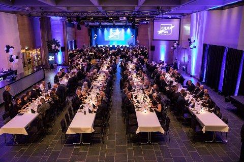 I STRID: Skien kommunes bidrag til Odds jubileumsfest var i strid med gjeldende lovverk, går det fram av rapporten fra Telemark kommunerevisjon.
