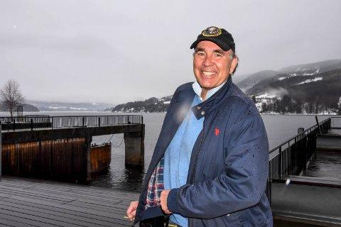 IKKE ALLE VIL VÆRE MED: David John Smith har søkt Seljord kommune om 60 000 kroner i forbindelse med filmprosjektet «Wild Telemark». Rådmannen anbefaler nei.