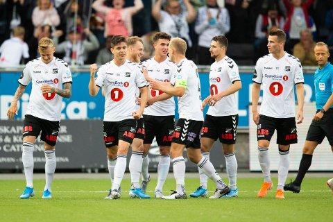 GODE PENGER: Flere av Odd-spillerne har tjent godt i løpet av karrieren. Foto: Teigen, Trond Reidar / NTB scanpix