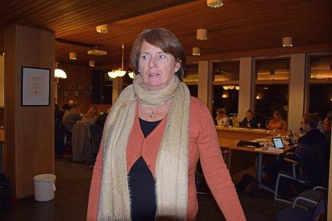 Kjempet: Annbjørg Ellefskås kjempet de svakeste kamp, men flertallet i Drangedal kommune vil flytte sju demente for å spare 1,5 millioner kroner.FOTO: roar hushagen