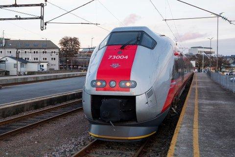 MER SPLITTET OPP: Go-Ahead starter opp søndag. Da blir det enda en aktør på jernbanen, og prisøkningen kommer umiddelbart for enkelte passasjergrupper. Foto: Tor Erik Schrøder / NTB scanpix