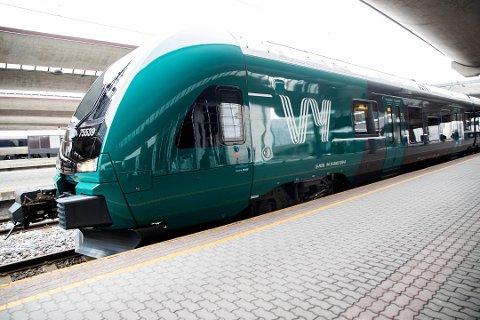 Vy sine nye avganger skal gjøre det enklere for pendlere å ta toget. Foto: Berit Roald