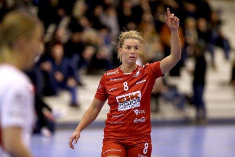 RETUR?: Dorthe Groa kan være på vei tilbake til Gjerpen igjen.
