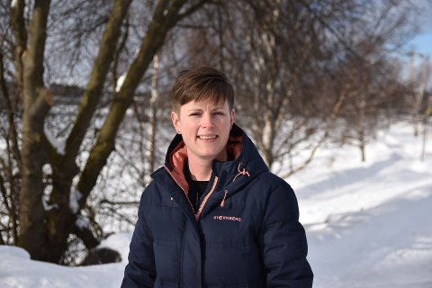 DEPRIMERT: Ingrid Hvidsten Gabrielsen. Foto: Randi Undseth