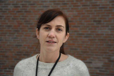 ADVARER: Mobbeombud Kaja Vintervold Asmyhr vil nå advare foresatte om ny app. Foto: Asbjørn Olav Lien
