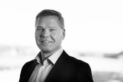 Ny kommunalsjef: Per Sortedal (51) fra Porsgrunn går til toppjobb til toppjobb.