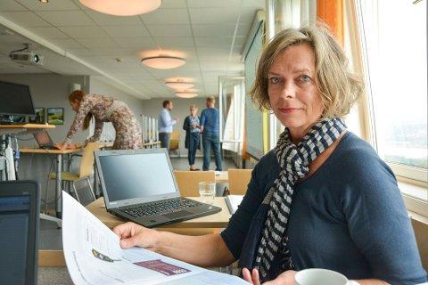 SI I FRA: Syklister som vil ha det bedre får snart anledning til melde i fra om sine behov, opplyser Birgitte Finne Høifødt i Bypakke Grenland.