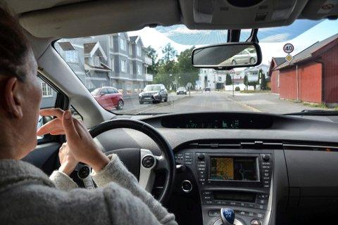 FÅ NOK SØVN: Søvnige bilførere utgjør en stor risiko i trafikken. Foto: Paal Even Nygaard