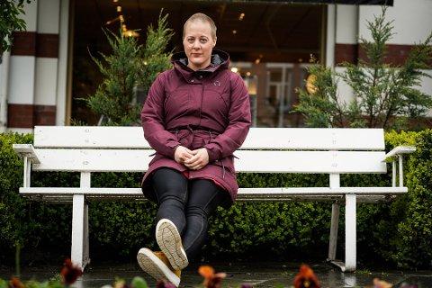 NY KAMP: Marianne Lundstuen (29) har brystkreft, og har tidligere måttet betale over 200.000 kroner av egen lomme for medisin. Nå ser det ut til at hun må ta en ny kamp, bare at det denne gangen kommer til å koste nesten fem ganger så mye. Foto: Håkon Lexberg