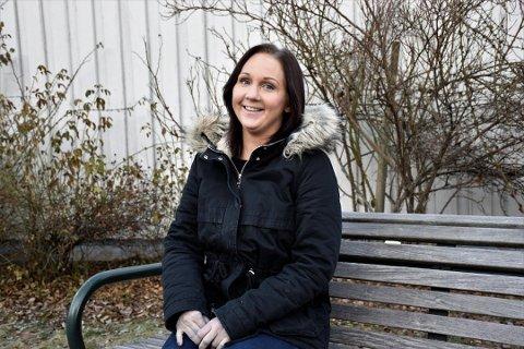 LIVET: Inger Fossum Kaggerud (34) slet med mørke tanker. I dag ser livet lysere ut. Foto:Ingvild Drange Tronhus