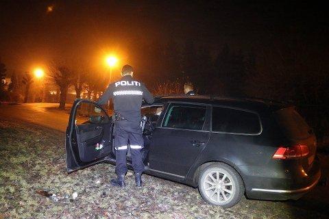 PÅGREPET: To personer ble pågrepet etter vold og ransforsøk i Notodden i uken før jul.