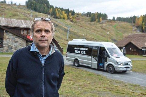 Gjermund Jamtveit topper inntektslisten for Kongsberg i 2019.