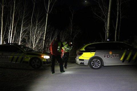 UTSETTER SØK: Politiet har valgt å utsette søket av den savnede klatreren.