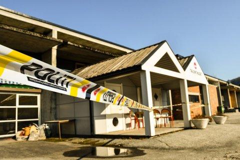PÅTENT: Talenthuset i Bø ble påtent 5. april 2020.
