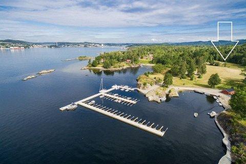 HYTTEPARADIS: Bjørkøya er i stadig utvikling og flere har fått øynene opp for skjærgårdsidyllen med ferjeforbindelse. Hytte og tomtesalget går jevnt og trutt. I fjor endte Bjørkøya Utvikling på 34 hytte og tomtesalg.