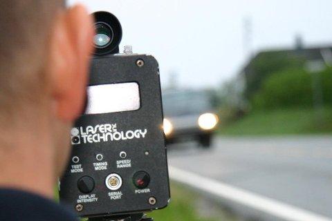 UP: I sommer vil UP ha økt fokus på hastighet, rus og bruk av mobiltelefoner bak rattet