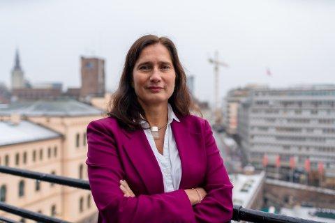 HYTTEKONFLIKTER: Direktør i Konfliktrådet, Christine Wilberg, hevder det blir en økning av hyttekonfliktsaker i sommer.
