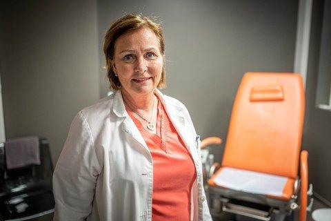 Gynekolog Nina Willumsen opplever at mange yngre kvinner har mistet sexlysten under koronapandemien og trenger hjelp. Foto:Rune Folkedal