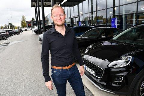 BILFORHANDLER: Styreleder Ole B. Solberg hos Solberg Bil AS, som har valgt å tilbakebetale pengene selskapet fikk i kontantstøtte.