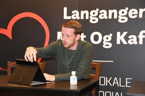 KONKURS: Didrik Gunnestad er anmeldt til politiet etter konkursen i Langangen Mat.