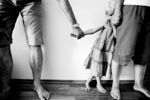 I RETTEN: Fram til 31. august i år har det vært 46 samværssaker i Nedre Telemark tingrett. Dette er saker som faller inn under barneloven, altså foreldre som ikke blir enige om samvær for deres felles barn.