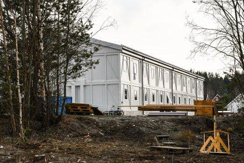 TIL 2020: Studenter skal bo i brakker i Breisås til høsten 2020. Nå strider Studentsamskipnaden med leverandøren.
