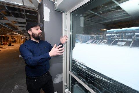 HÅPER: Einar Håndlykken ønsker at årsmøtet skal skje med fysisk tilstedeværelse.