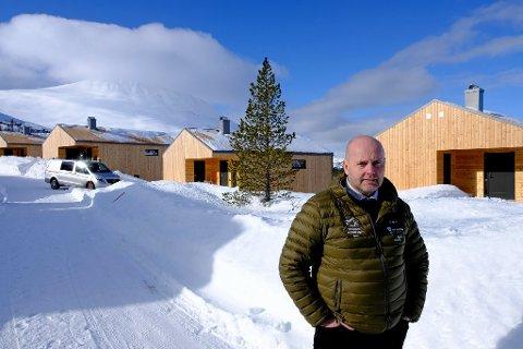 MILLIONÆR: Ordfører Steinar Bergsland har valgt å legge lottomillionene i Norwegian-aksjer.