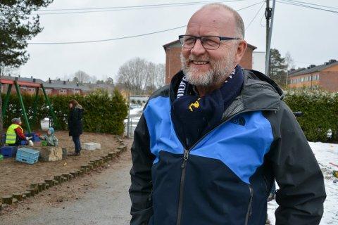 OMSTILLING: Barnehager og barneskoler måtte omstille seg og tilpasses rødt nivå. ollef Stensrud, oppvekstsjef i Porsgrunn kommune, vurderer kontinuerlig om de kan tilbake på gult nivå.