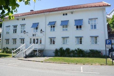 Kragerø politikammer politistasjon
