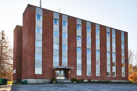 TIL SALGS: Herøy hybelhotell AS er til salgs for 28 millioner kroner.