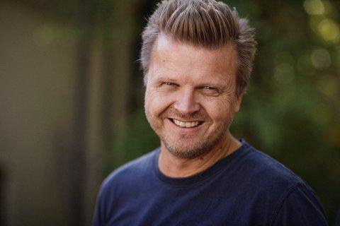 NY JOBB: Tom Johansen har blitt designdirektør i Dips.