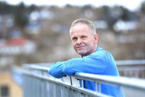 SUKSESS: Etter nesten 20 år med jobbing, har Alv Øystese og Telemark Toppidrett nå etablert seg som en av de viktigste idrettsinstitusjonene i Telemark.