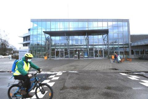 NYE LOKALER: Ni ansatte skal nå flytte sin arbeidsplass til Kjølnes. Foto: Ole Martin Møllerstad