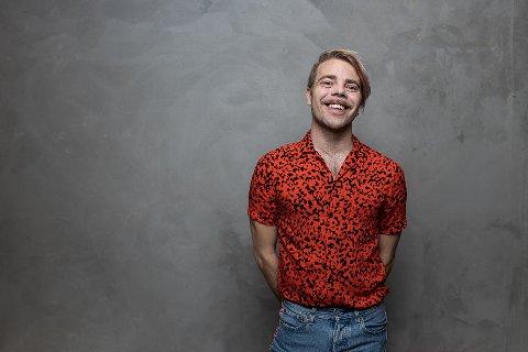 HEIKI EERO RIIPINEN: Heiki er blitt valgt til å være kurator for kunstutstillingen som skal markere Skeivt kulturår 2022.