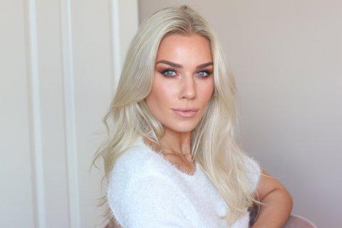 BLOGGERNE: Eveline Karlsen skal være med i den nye sesongen av bloggerne. Foto: privat