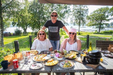 EN PERLE: Skal du spise på én restaurant i Grenland i sommer bør du velge Bjørkøya restaurant og bar.