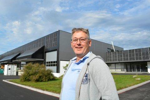 BISTAND: - Vi makter ikke å kjøre prosessen med ansettelse av 30-35 alene og søker derfor proff, lokal bistand gjennom NAV og Idea Kompetanse, sier Hans Arne Flåto.