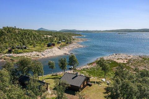 SJELDENT: Det er sjelden en eiendom som dette kommer for salg i det åpne markedet, forteller Jeanette Eriksrød hos DNB Eiendom.