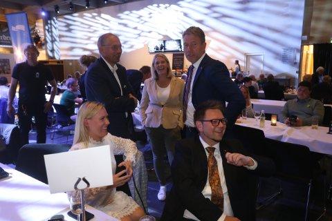 KAN KOMME INN: Tone Berge Hansen kan få plass, men det avhenger av hva som skjer med partifellene Terje Aasland og Lene Vågsli.