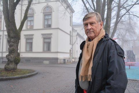 Styreleder i Stiftelsen Porsgrunnsmuseene, Haavard Gjestland, har sendt en henvendelse til kommunen og håper de kan få til en dialog og felles enighet om videre planer.