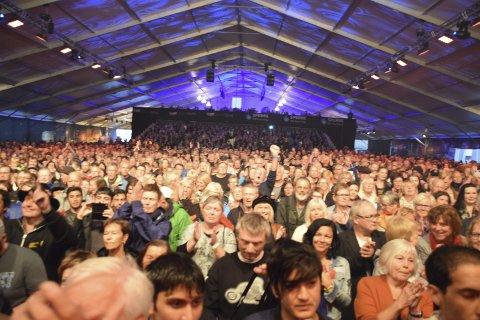 Hovigs Hangar: NRK viser fra bluesfestivalen i kveld.