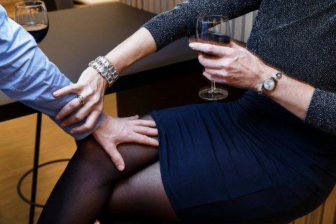 NEI BETYR NEI: Høgskolen i Sørøst-Norge har klare regler rundt seksuell trakassering og ber alle om å varsle hvis de føler reglene brytes