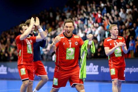 Blir det nye jubelscener fra Joakim Hykkerudi EM i år, slik vi så fra VM ifjor?